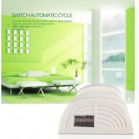 ATWFS Air Freshener Ozonizer Purifier Deodorizer Filter Disinfection Clean Room - White - 5