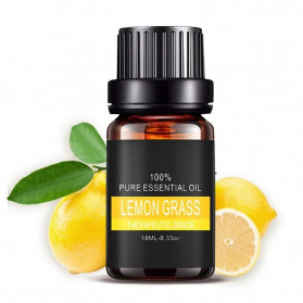 RtopR Pure Essential Oils Minyak Aromatherapy Diffusers 10ml Pepper Mint - ZBY2101 - 6