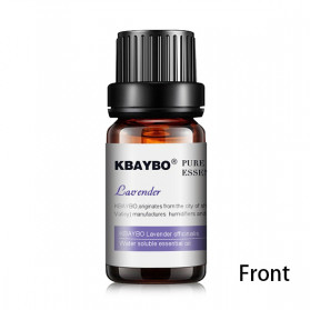 KBAYBO Pure Essential Fragrance Oils Minyak Aromatherapy Diffusers 10ml 6 PCS - K-E2 - 6