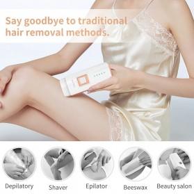 ANLAN TMY02 IPL Laser Epilator Permanent Hair Removal 500000 Flashes - ALTMY02-EU02 - White - 6