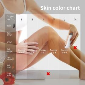 ANLAN TMY02 IPL Laser Epilator Permanent Hair Removal 500000 Flashes - ALTMY02-EU02 - White - 10