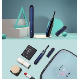 ANLAN Pelentik Bulu Mata Elektrik Eyelash Curler USB Rechargeable - ALJMJ01-01 - Black - 13