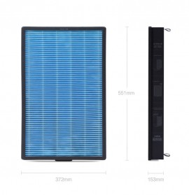 Xiaomi Mijia Filter Cartridge Formaldehyde for Air Purifier Max 2 PCS - Blue - 5