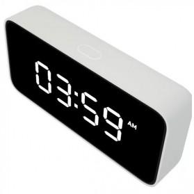 Xiaomi Xiao Ai Jam Meja Small Love Smart Alarm Clock - AI01ZM - White - 2