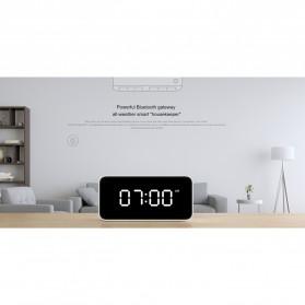 Xiaomi Xiao Ai Jam Meja Small Love Smart Alarm Clock - AI01ZM - White - 8