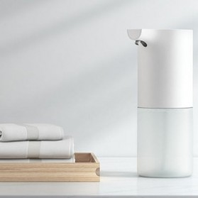Xiaomi Mijia Dispenser Sabun Otomatis Automatic Induction Soap Handwash - MJXSJ01XW - White - 4