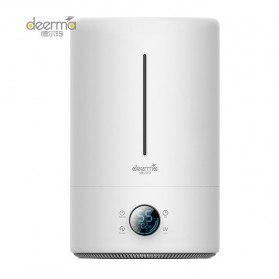 Humidifier & Purifier - Xiaomi Deerma DEM 4 Touch Version UV Purifying Humidifier 5L - DEM-F628S - White