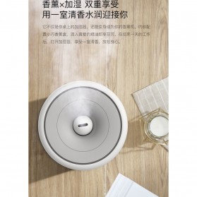 Xiaomi Deerma DEM 4 UV Purifying Air Humidifier Aromatherapy Oil Diffuser Touch Version 5L - DEM-F628S - White - 8