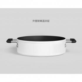 Xiaomi Zhiwu Cooking Pan Panci Masak Sup 4L - GJT02CM - White - 2