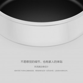 Xiaomi Zhiwu Cooking Pan Panci Masak Sup 4L - GJT02CM - White - 5