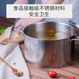 Xiaomi Zhiwu Pot Pan Panci Masak Stainless Steel 5L - GJT01CM - Silver - 2