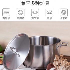 Xiaomi Zhiwu Pot Pan Panci Masak Stainless Steel 5L - GJT01CM - Silver - 5