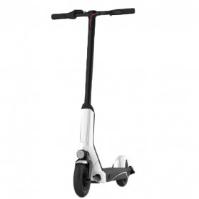 Xiaomi QiCycle EUNI ES808 Folding Electric Scooter Standard Version - White - 2