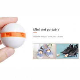 Xiaomi Youpin Deodorant Ball Penghilang Bau Sepatu 6 PCS - Orange - 7