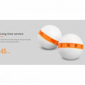 Xiaomi Youpin Deodorant Ball Penghilang Bau Sepatu 6 PCS - Orange - 8