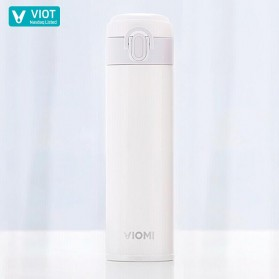 Xiaomi Viomi Botol Thermos Vacuum Insulated Water Bottle 300ml - White