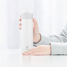 Xiaomi Viomi Botol Thermos Vacuum Insulated Water Bottle 300ml - White - 4