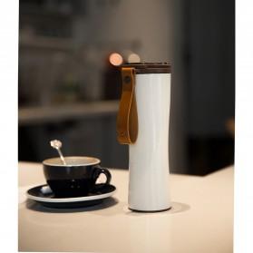 Xiaomi MOKA Botol Minum Travel Smart Coffee Tumbler OLED 430ml - S-U45CW - White - 3