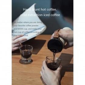 Xiaomi MOKA Botol Minum Travel Smart Coffee Tumbler OLED 430ml - S-U45CW - White - 6