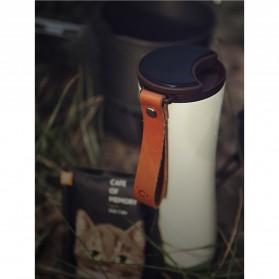Xiaomi MOKA Botol Minum Travel Smart Coffee Tumbler OLED 430ml - S-U45CW - White - 7