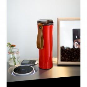 Xiaomi MOKA Botol Minum Travel Smart Coffee Tumbler OLED 430ml - S-U45CW - White - 10