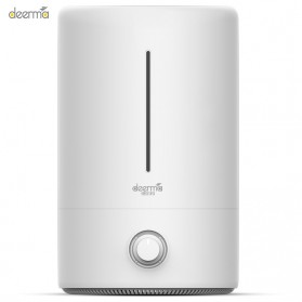 Humidifier & Purifier - Xiaomi Deerma 5L Air Humidifier Ultrasonic Standard Version - DEM-F628 - White