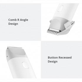 Xiaomi MiTU Baby Hair Clipper Alat Cukur Bayi Portable Waterproof - DIEL0384 - White - 4