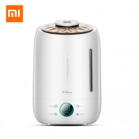 Xiaomi Deerma Air Humidifier Ultrasonic Large Capacity 5L - DEM-F600 - White
