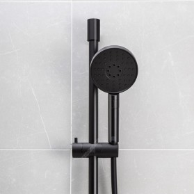 Xiaomi Mijia Dabai Diiib 3 Modes Handheld Shower 120mm 53 Water Hole - DXHS001 (HEAD ONLY) - Silver - 7