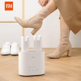 Xiaomi Deerma Sterilization Shoe Dryer Pengering Sepatu Multifungsi - DEM-HX10 - White - 2