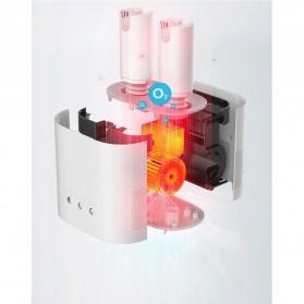 Xiaomi Deerma Sterilization Shoe Dryer Pengering Sepatu Multifungsi - DEM-HX10 - White - 4