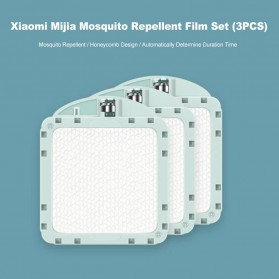 Xiaomi Repellents Mat Replacement Piece Film 3 PCS for Xiaomi Mosquito Repeller - White