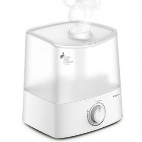 Deerma Air Humidifier Ultrasonic Household Mute 6L - DEM-F625 - White