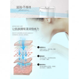 Xiaomi Deerma Air Humidifier Ultrasonic Household Mute 6L - DEM-F625 - White - 6