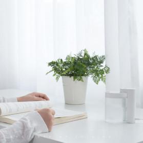 Sothing Geometry Air Humidifier Ultrasonic Purifying Aromatherapy Oil Diffuser 260ml - DSHJ-H-002 - White - 11