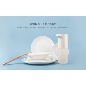 Xiaomi Mijia Dispenser Sabun Otomatis Automatic Induction Soap Handwash - MJXJJJ01XW - White - 6