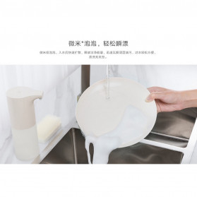 Xiaomi Mijia Dispenser Sabun Otomatis Automatic Induction Soap Handwash - MJXJJJ01XW - White - 8