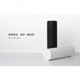 Xiaomi Mijia Cup II Botol Minum Thermos Vacuum Insulated Water Bottle 480ml - MJBWB02WC - Dark Blue - 10
