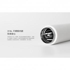 Xiaomi Mijia Cup II Botol Minum Thermos Vacuum Insulated Water Bottle 480ml - MJBWB02WC - Dark Blue - 8