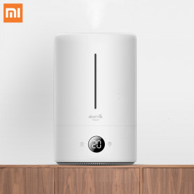 Xiaomi Deerma Touch Air Humidifier Ultrasonic Aromatherapy  5L - DEM-F628A - White