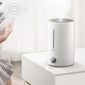 Xiaomi Deerma Touch Air Humidifier Ultrasonic Aromatherapy Oil Diffuser 5L - DEM-F628A - White - 3
