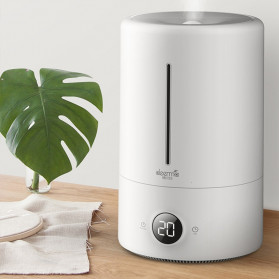 Xiaomi Deerma Touch Air Humidifier Ultrasonic Aromatherapy Oil Diffuser 5L - DEM-F628A - White - 4