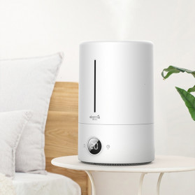 Xiaomi Deerma Touch Air Humidifier Ultrasonic Aromatherapy Oil Diffuser 5L - DEM-F628A - White - 5