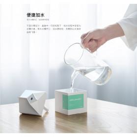 Xiaomi Milk Box Air Humidifier Ultrasonic Purifying Aromatherapy Oil Diffuser USB Charging 260ML - DSHJ-H-001 - Pink - 5