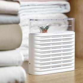 Sothing Mini Air Dehumidifier Reusable Air Dryer Moisture Absorber 150ML - DSHJ-DG-006 - White - 5