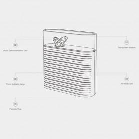 Sothing Mini Air Dehumidifier Reusable Air Dryer Moisture Absorber 150ML - DSHJ-DG-006 - White - 6