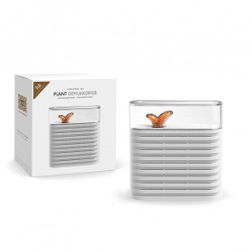 Sothing Mini Air Dehumidifier Reusable Air Dryer Moisture Absorber 150ML - DSHJ-DG-006 - White - 7