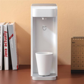 Xiaomi Mijia C1 Smart Water Dispenser Air Panas Instant Hot Drinking 2.5L - S2201 - White - 3