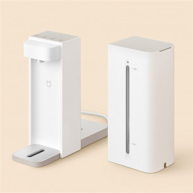 Xiaomi Mijia C1 Smart Water Dispenser Air Panas Instant Hot Drinking 2.5L - S2201 - White - 4