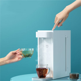 Xiaomi Mijia C1 Smart Water Dispenser Air Panas Instant Hot Drinking 2.5L - S2201 - White - 5